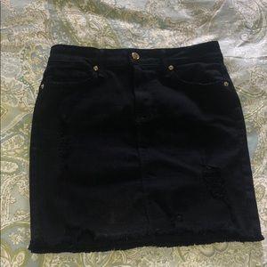 Black Good American Skirt (Never worn)